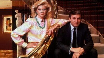 Ivana & Trump