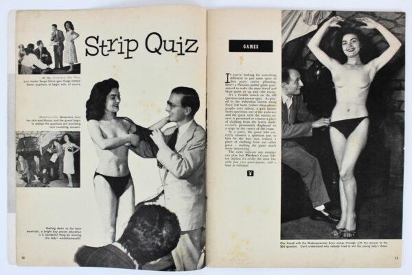 Strip Quize