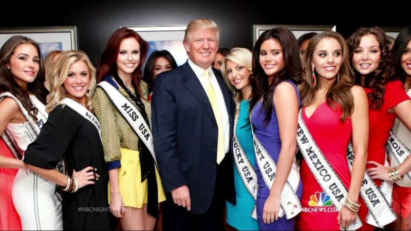 Girls of Trump
