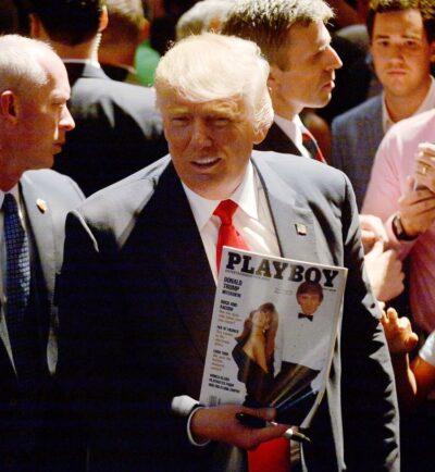 Playboy Trump